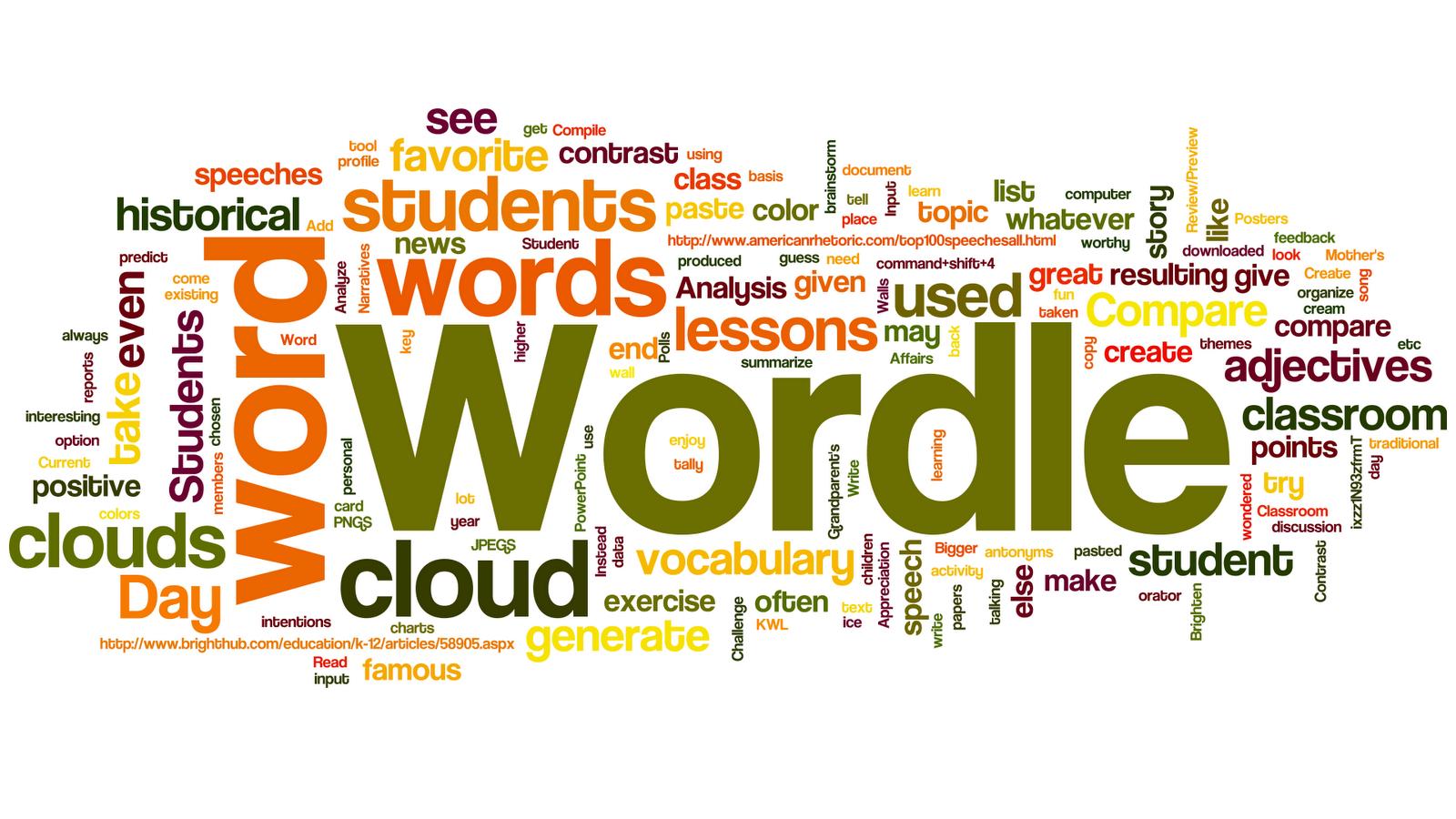 WORDLE – eduChalkboard