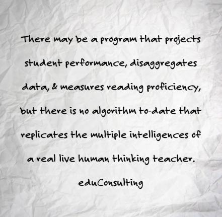 the human teacher