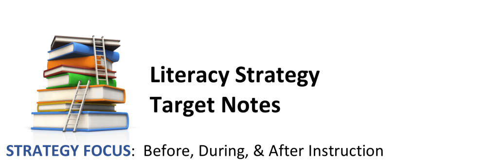Target Notes Strategy Description